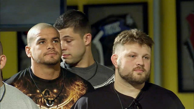 TUF 10 - Episode 1