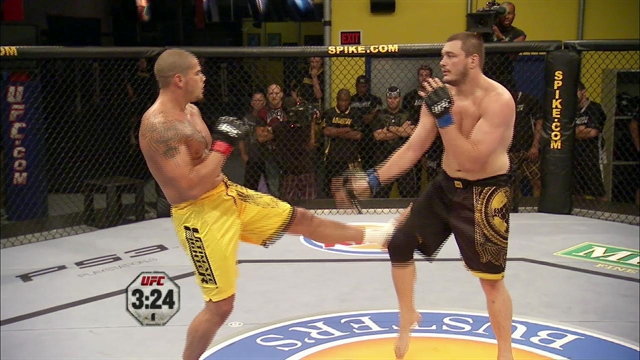 TUF 10 - Episode 11